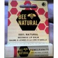 Pomegranate Lip Balm von Bee Natural