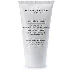 White Moss - Moisturizing Hand Cream for Sensitive Skin von Acca Kappa