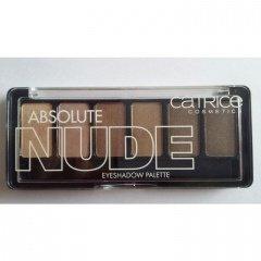 Absolute Nude Eyeshadow Palette von Catrice Cosmetics