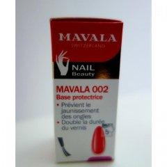002 Schützende Nagellack Basis von Mavala