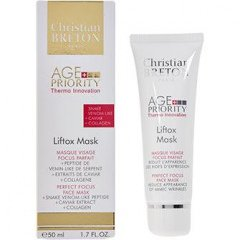 Age Priority - Thermo Innovation Liftox Mask von Christian Breton