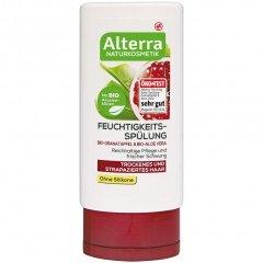 Feuchtigkeits-Spülung Bio-Granatapfel & Bio-Aloe Vera von Alterra