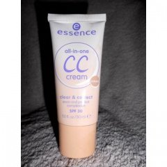 all-in-one - CC cream clear & correct von essence