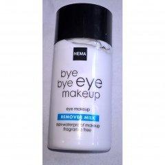 bye bye eye makeup remover milk von HEMA