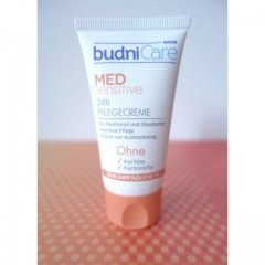 Med Sensitive - 24h Pflegecreme von Budni Care