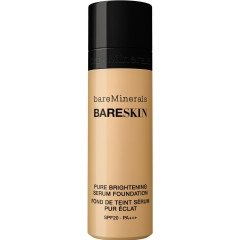 BareSkin - Pure Brightening Serum Foundation SPF 20 · PA+++ von bareMinerals