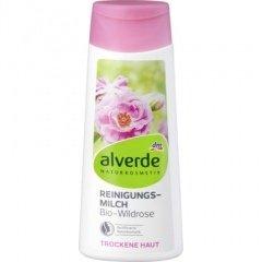 Reinigungsmilch Bio-Wildrose von alverde