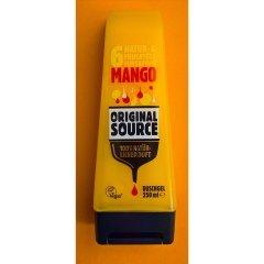6 Natur- & Fruchtöle für saftige Mango Duschgel von Original Source
