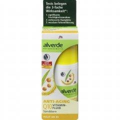 Anti-Aging Q10 Vitaminfluid Sanddorn von alverde