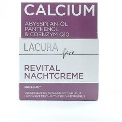 Calcium Revital Nachtcreme von Lacura