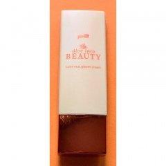 dive into BEAUTY - luminous gleam cream von p2 Cosmetics
