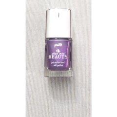 dive into BEAUTY - paradise reef nail polish von p2 Cosmetics