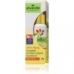 Anti-Aging Vitamin Lifting-Liquid Gojibeere von alverde