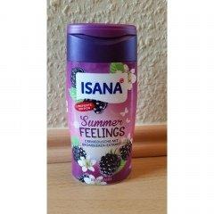 Summer Feelings - Cremedusche mit Brombeeren-Extrakt von Isana