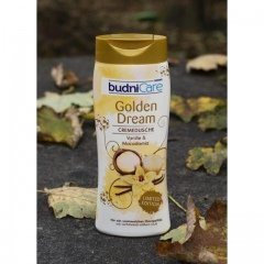 Golden Dream - Cremedusche - Vanille & Macadamia von Budni Care