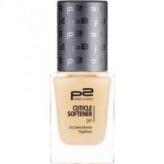 Cuticle Softener Gel von p2 Cosmetics