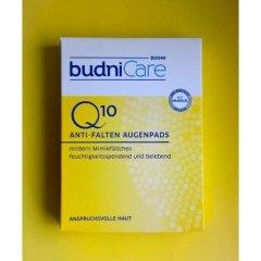 Q10 Anti-Falten Augenpads von Budni Care