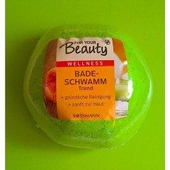 Bade-Schwamm Trend von For Your Beauty