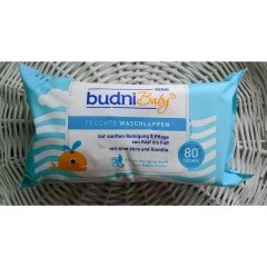budniBaby - Feuchte Waschlappen von Budni