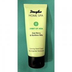 Home Spa Spirit Of Asia - Goji Berry & Bamboo Milk - Calming Hand Cream von Douglas Collection