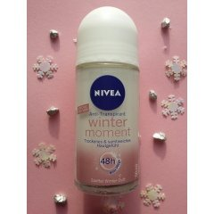 Anti-Transpirant - Winter Moment - Roll-On von Nivea