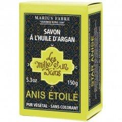 Savon à l'huile d'Argan - Anis Étoilé/Sternanis von Marius Fabre