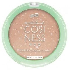 Most Loved Cosiness - Multicolor Correction Powder von p2 Cosmetics