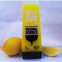 10 echt pikante Zitronen & Teebaum Duschgel von Original Source