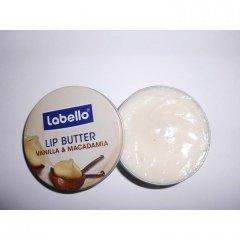 Lip Butter - Vanilla & Macadamia von Labello