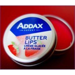 Butter Lips Crème Glacée à la Fraise von Addax