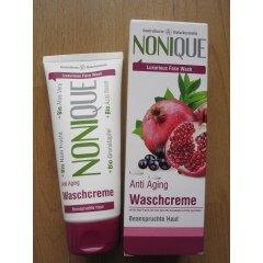 Anti Aging Waschcreme Beanspruchte Haut von Nonique