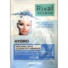Hydro - Abschwellende Augenkonturenpads von Rival de Loop