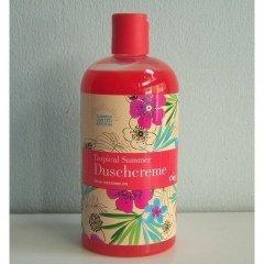 Tropical Summer - Duschcreme - Fresh Watermelon