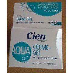 Aqua Cremegel von Cien