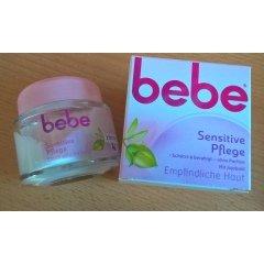Sensitive Pflege Gesichtscreme von Bebe