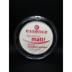 all about matt! - fixing compact powder von essence