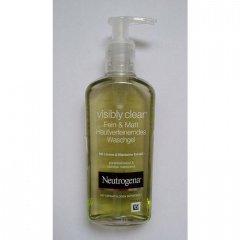 Visibly Clear - Fein & Matt Hautverfeinerndes Waschgel von Neutrogena
