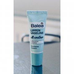 Lippen Vaseline - all weather von Balea
