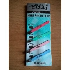 Cosmetic - Mini Pinzetten von For Your Beauty