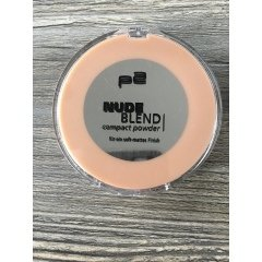 Nude Blend - Compact Powder von p2 Cosmetics