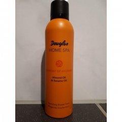 Home Spa Harmony of Ayurveda - Almond Oil & Sesame Oil - Nourishing Shower Foam von Douglas Collection
