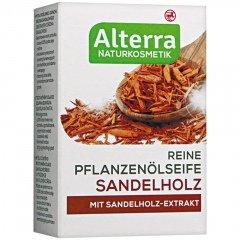 Reine Pflanzenölseife Sandelholz von Alterra