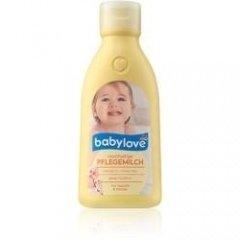 Reichhaltige Pflegemilch von babylove