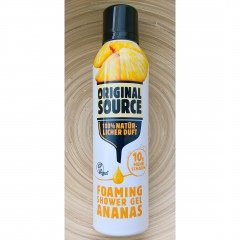 Foaming Shower Gel Ananas von Original Source