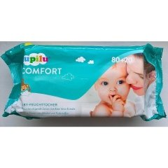 Comfort Baby-Feuchttücher von lupilu
