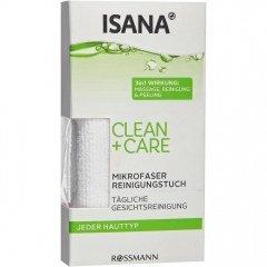 Clean + Care - Mikrofaser Reinigungstuch von Isana