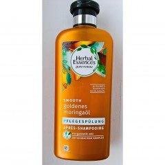 pure: renew - Smooth Goldenes Moringaöl Pflegespülung von Herbal Essences