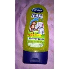 Shampoo & Shower - Dschungelbande von Bübchen