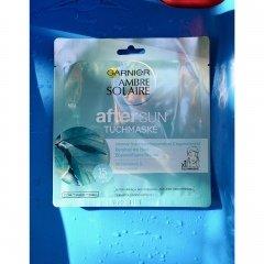 Ambre Solaire - After Sun Tuchmaske von Garnier