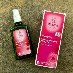 Wildrose - Harmonisierendes Pflegeöl